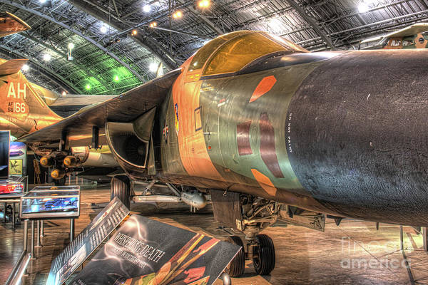 Star Wars 3 Wall Art - Photograph - General Dynamics F-111 Aardvark by Greg Hager