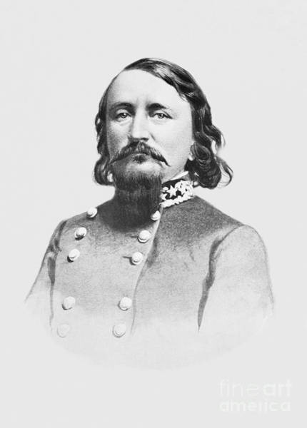 General Pickett - Csa Art Print