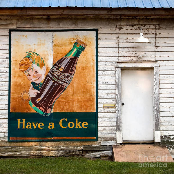 Photograph - General Store Causeyville Ms by T Lowry Wilson