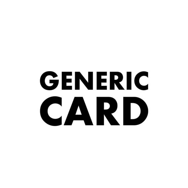 Digital Art - Generic Card by Richard Reeve