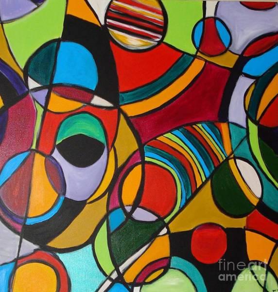 Painting - Generosity by Yael VanGruber