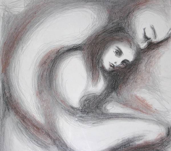 Drawing - Generous I by Marat Essex