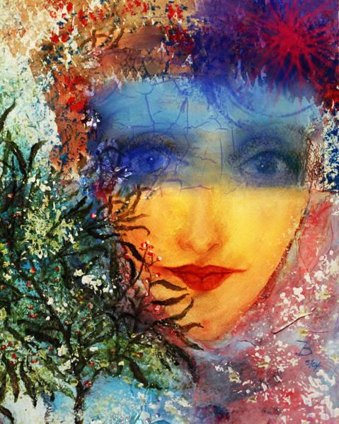 Wall Art - Digital Art - Genesis Iv by Patricia Motley