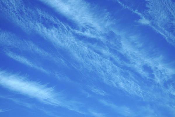 Photograph - Gentle Cloudscape #1 by Ben Upham III