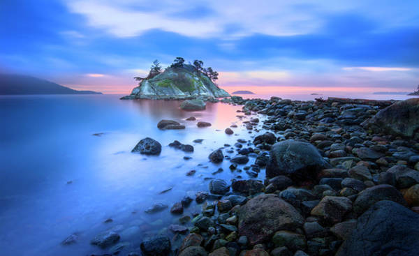 Photograph - Gentle Sunrise by John Poon