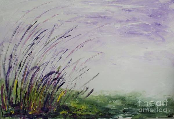 Painting - Normandy Beach, Nj by Sarahleah Hankes