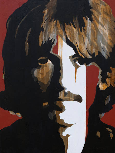 Wall Art - Painting - Gently Weeps by Brad Jensen