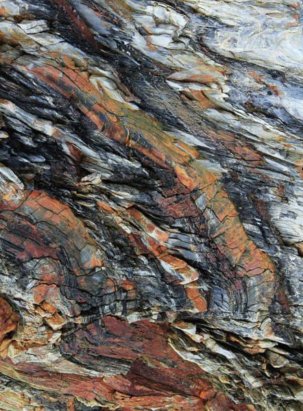 Digital Art - Geologica II by Julian Perry