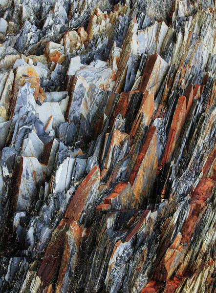 Digital Art - Geologica IIi by Julian Perry