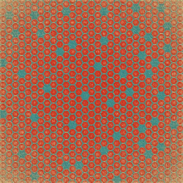 Wall Art - Digital Art - Geometric 1 by Bonnie Bruno