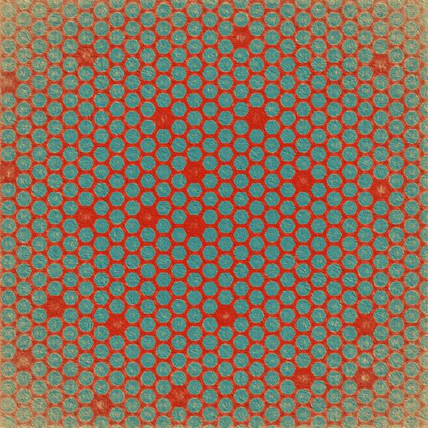 Wall Art - Digital Art - Geometric 2 by Bonnie Bruno