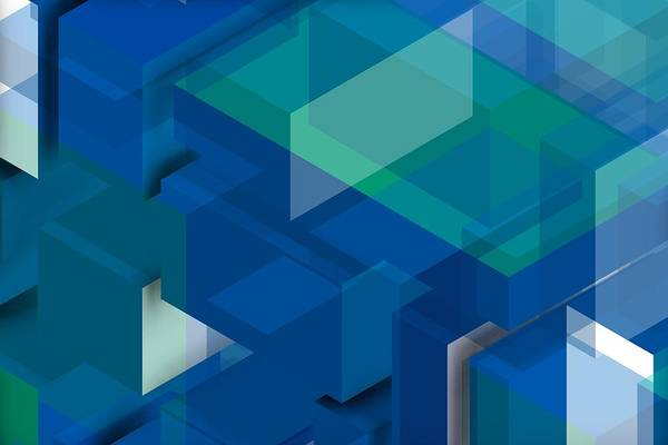 Digital Art - Geometric Composition  by Alberto RuiZ