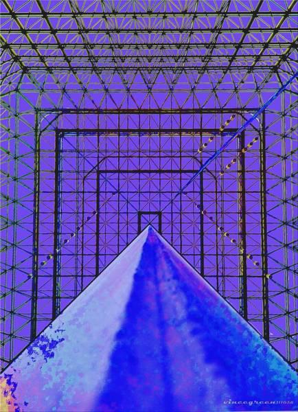 Digital Art - Geometries by Vincent Green