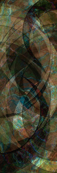 Geometry Of Chance IIi Art Print