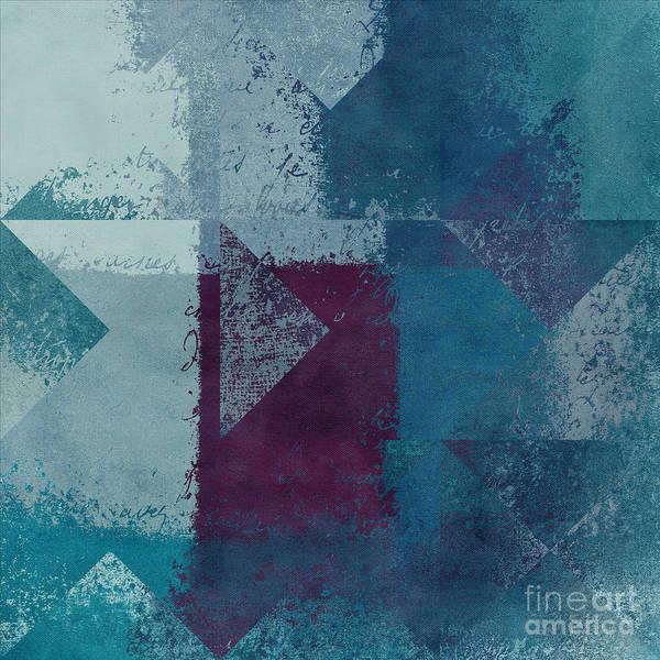 Art Form Digital Art - Geomix 03 - S122bt2a by Variance Collections