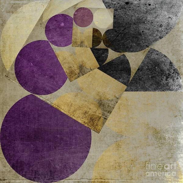 Wall Art - Digital Art - Geomix 31 - A12c3e8z by Variance Collections