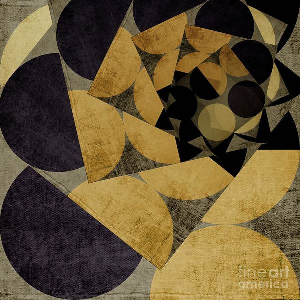 Wall Art - Digital Art - Geomix - 31a13c3bb by Variance Collections