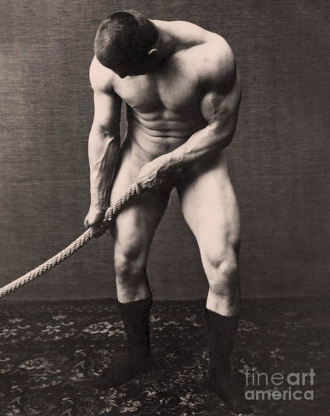 Wall Art - Photograph - George Hackenschmidt by English School