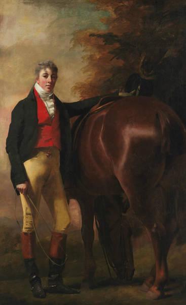 Painting - George Harley Drummond  by Henry Raeburn