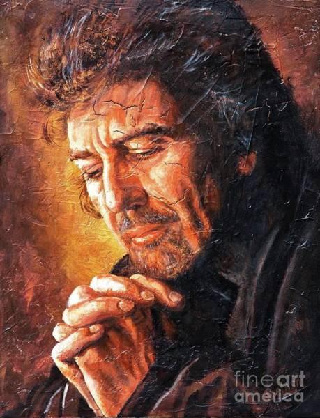 Painting - George by Igor Postash