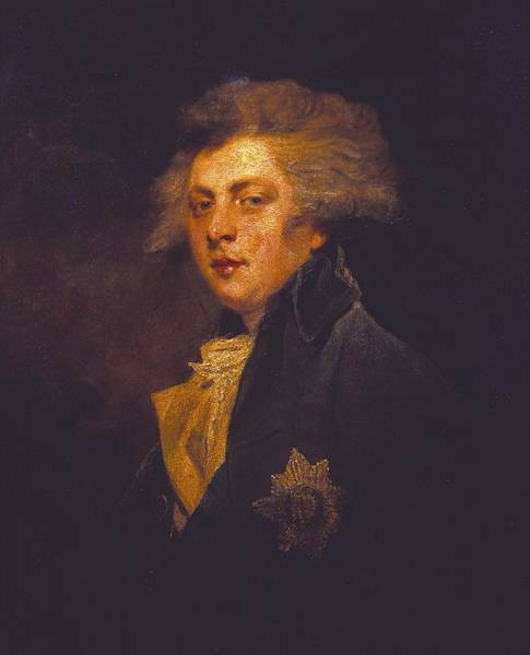 Wall Art - Painting - George Iv When Prince Of Wales by Joshua Reynolds