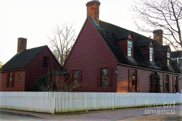 Photograph - George Reid House by Patti Whitten