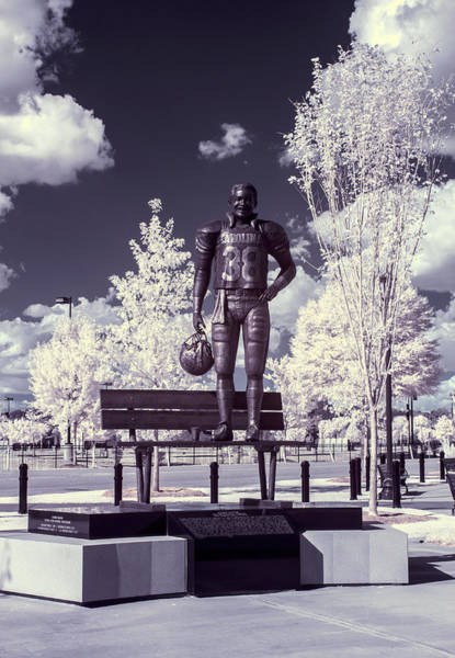 Photograph - George Rogers In Ir by Charles Hite
