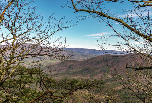Photograph - North Georgia Mountain View by Keith Smith