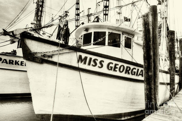 Photograph - Georgia On My Mind by Dale Powell