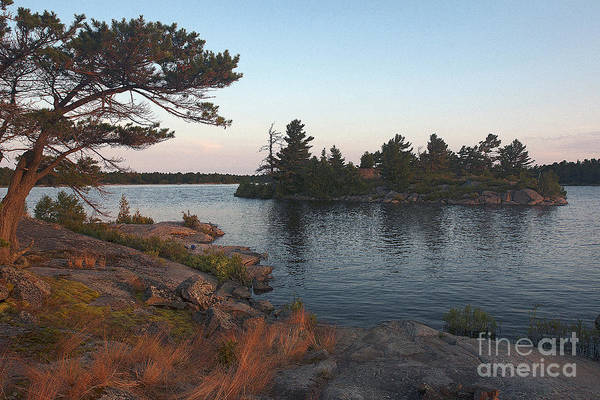 Photograph - Georgian Bay Sunrise-4299 by Steve Somerville