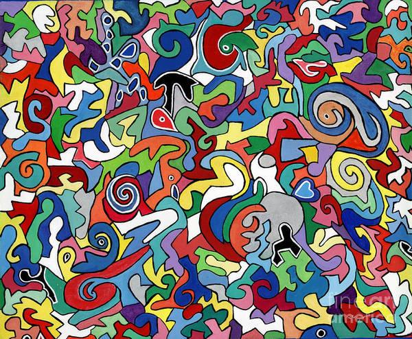 Painting - Gerard Gahan Gone Too Soon by Victoria Bosman