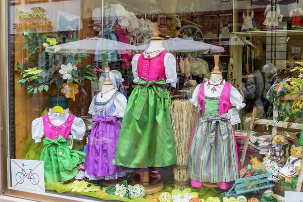 Wall Art - Photograph - German Easter Dresses by Teresa Mucha