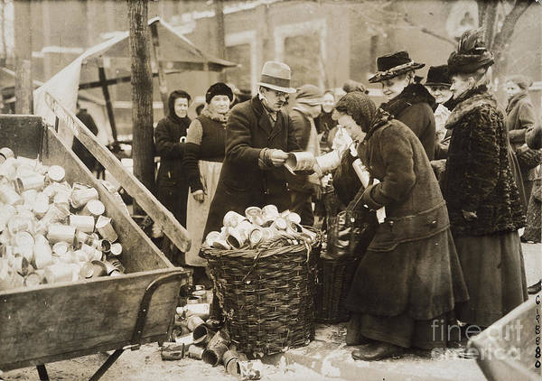 Photograph - Germany: Inflation, 1923 by Granger