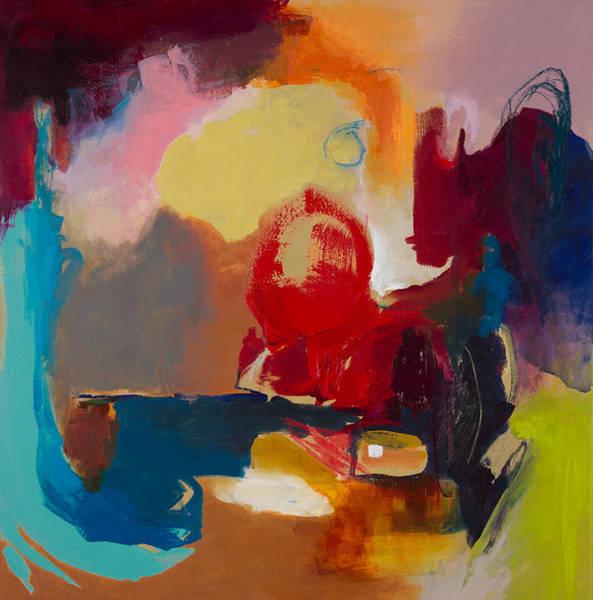 Gestation Painting - Gestation by Casey Loomis