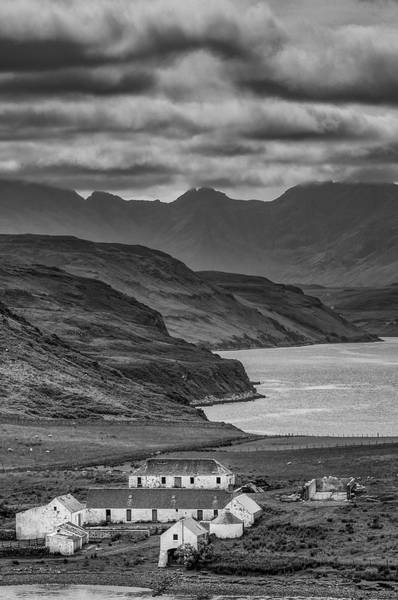 Photograph - Gesto Bay, Loch Harport by Neil Alexander