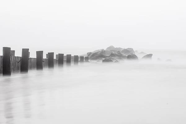 Jetti Wall Art - Photograph - Getti In Folly Beach Sc by John McGraw