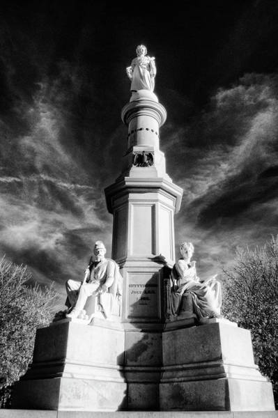 Photograph - Gettysburg Address Site by Paul W Faust - Impressions of Light