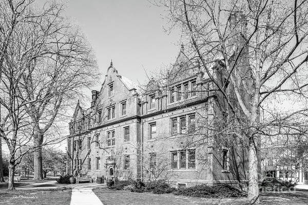 Photograph - Gettysburg College Mc Knight Hall by University Icons