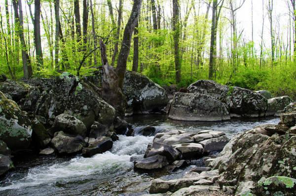 Photograph - Gettysburg - Marsh Creek by Bill Cannon
