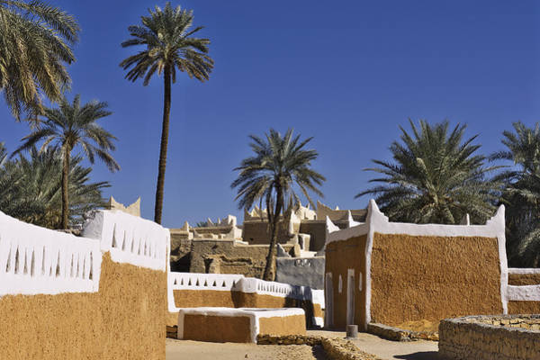 Photograph - Ghadames Old Town by Ivan Slosar