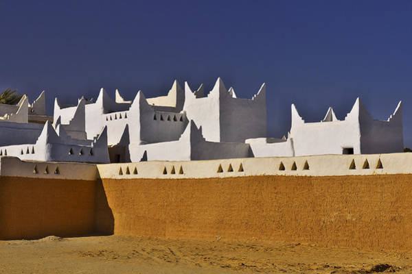 Photograph - Ghadames Roofs by Ivan Slosar