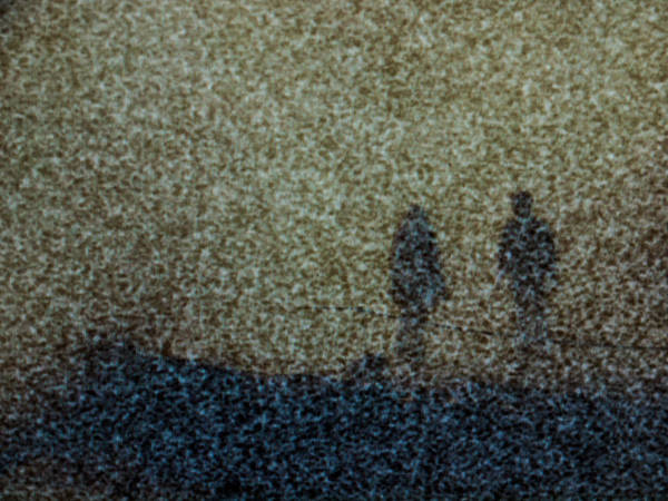 Photograph - Ghost Couple by Randy Sylvia