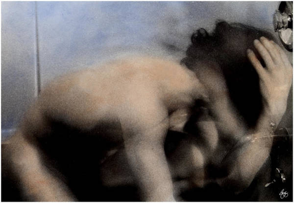 Photograph - Ghost Nude by Wayne King