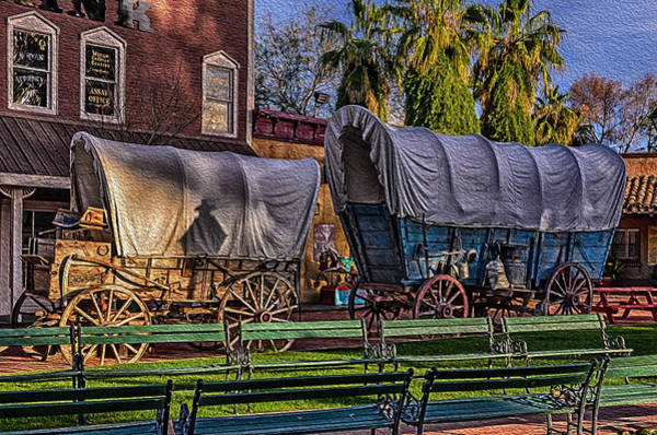 Photograph - Ghost Of Old West No.2 by Mark Myhaver