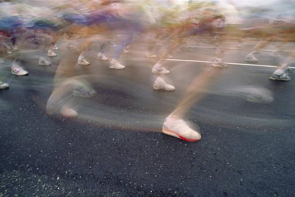 Wall Art - Photograph - Ghost Race by Gerard Fritz