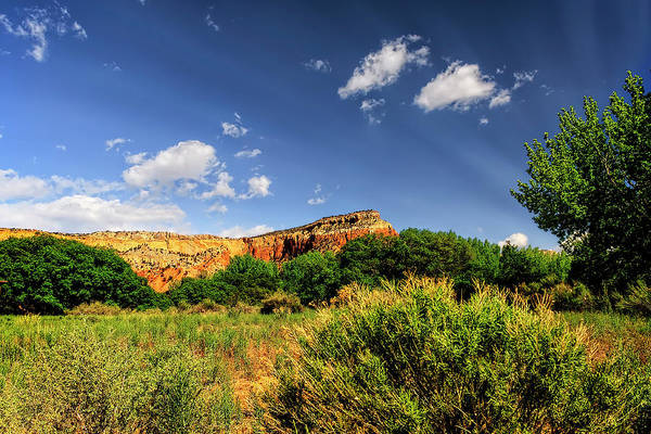 Photograph - Ghost Ranch Desert by Kay Brewer