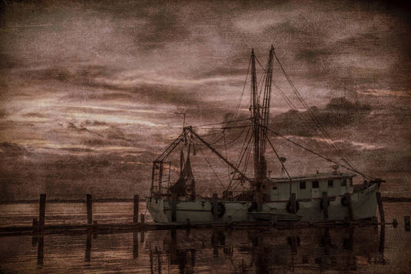 Photograph - Ghost Ship by Dave Bosse