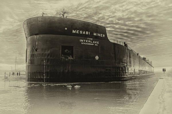 Photograph - Ghost Ship by David Heilman