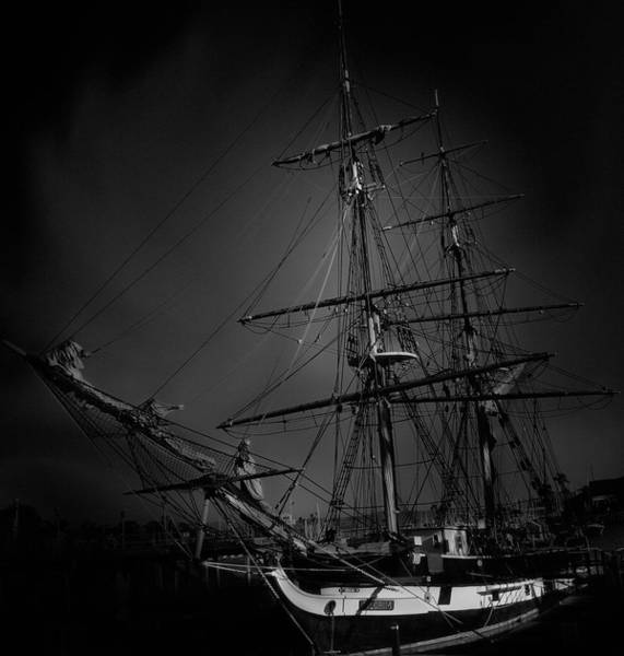 Photograph - Ghost Ship by Maria Reverberi