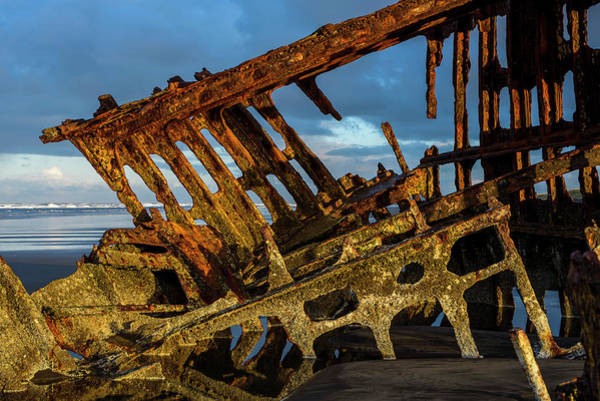 Photograph - Ghost Ship by Robert Potts